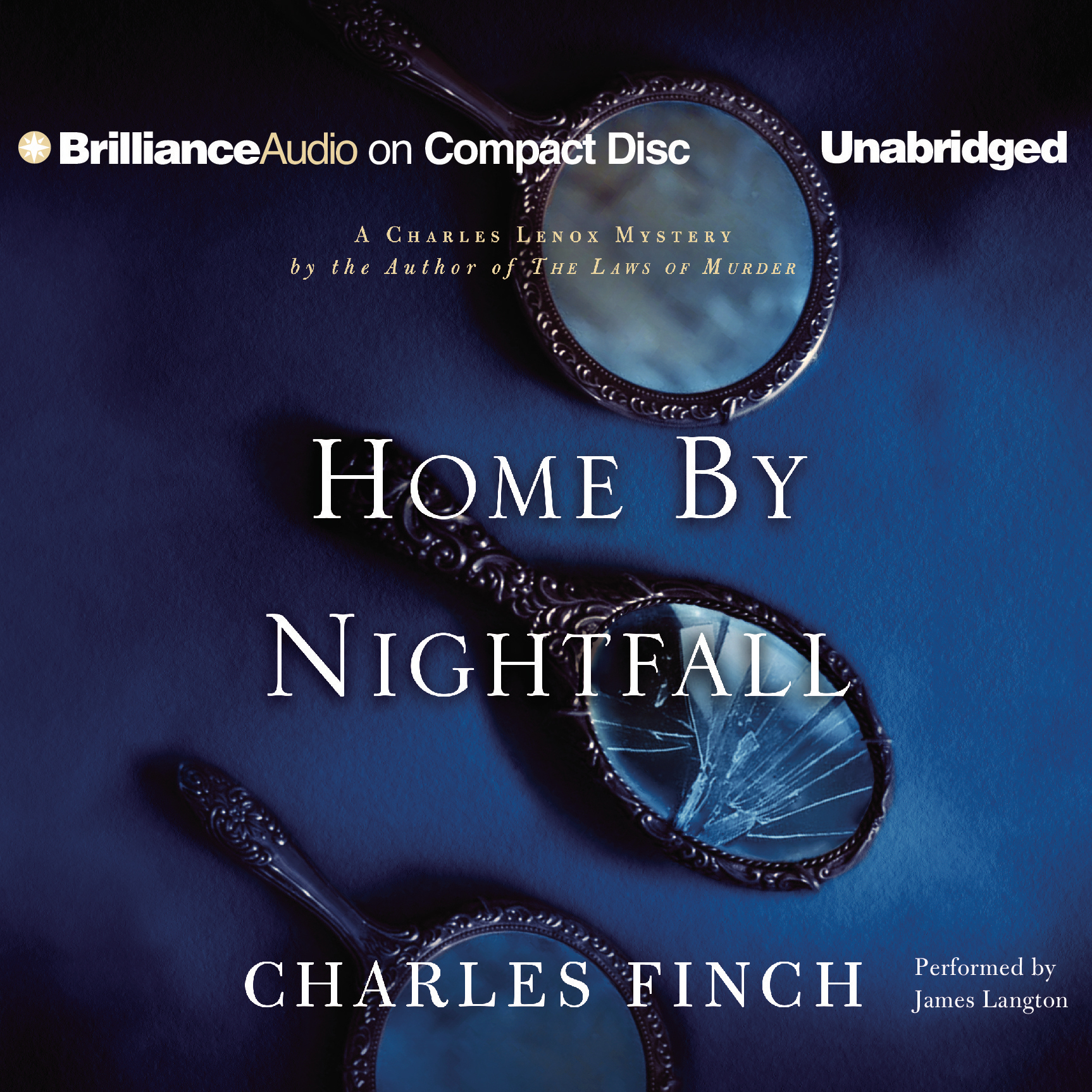 Printable Home by Nightfall: A Charles Lenox Mystery Audiobook Cover Art