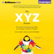 The XYZ Factor: The DoSomething.org Guide to Creating a Culture of Impact, by Nancy Lublin, Alyssa Ruderman
