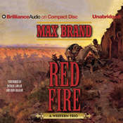 Red Fire: A Western Trio, by Max Brand
