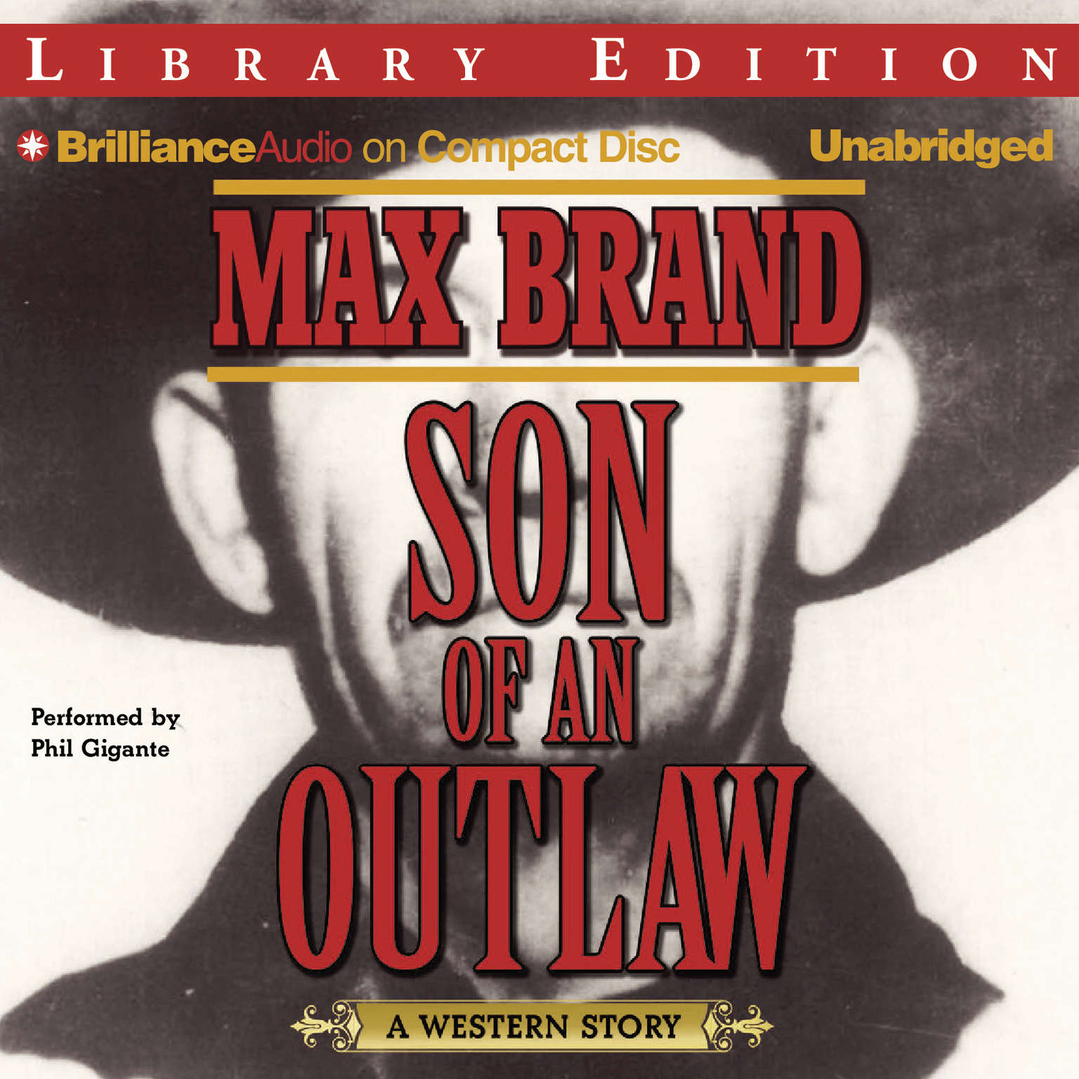 Printable Son of an Outlaw: A Western Story Audiobook Cover Art