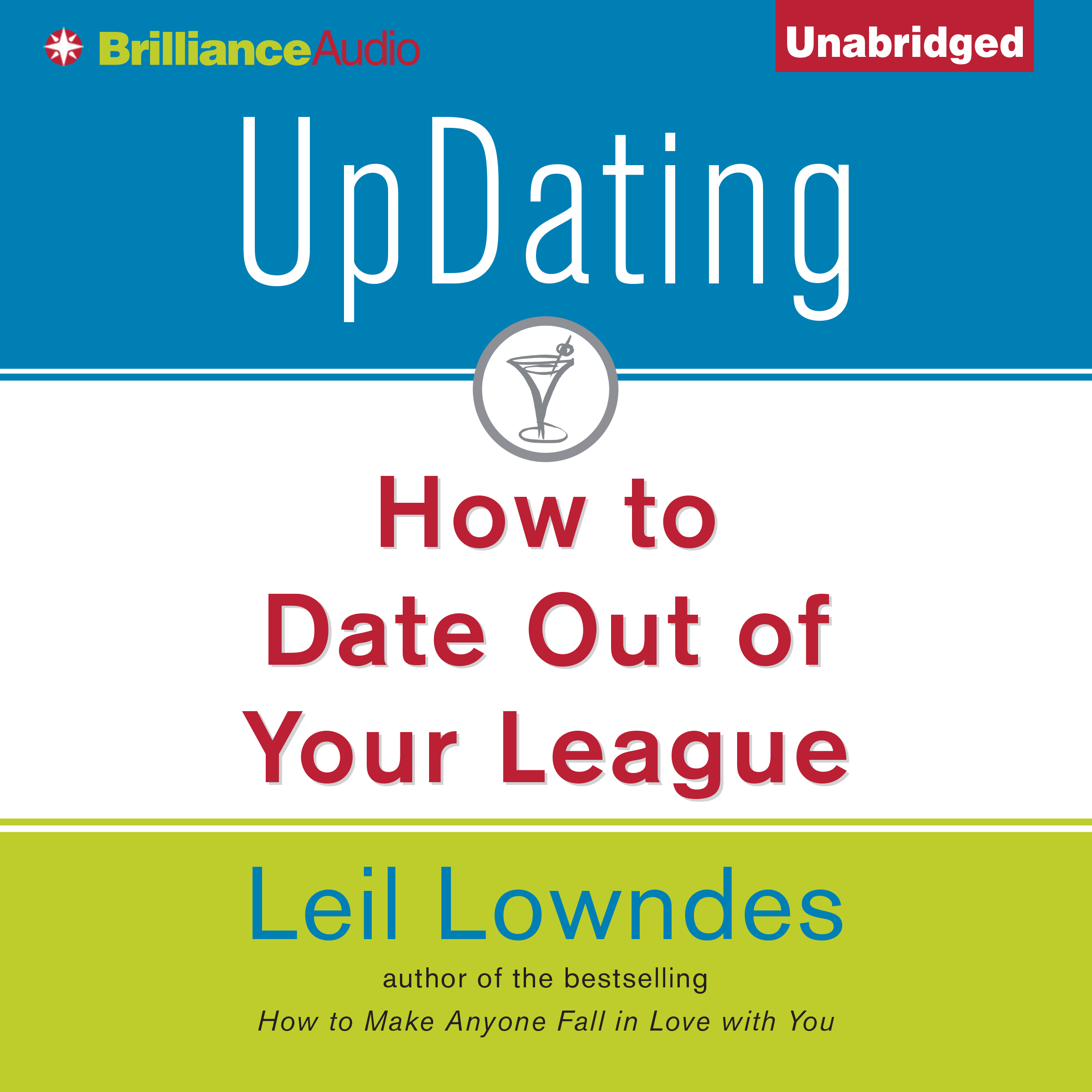 Printable UpDating: How to Date Out of Your League Audiobook Cover Art