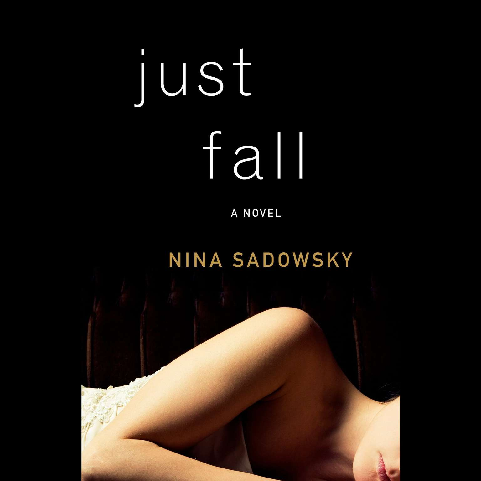 Printable Just Fall: A Novel Audiobook Cover Art