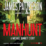 Manhunt Audiobook, by James Patterson