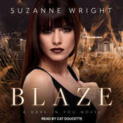 Blaze Audiobook, by Suzanne Wright