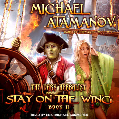 Stay on the Wing Audiobook, by Michael Atamanov