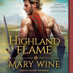 Highland Flame Audiobook, by Mary Wine