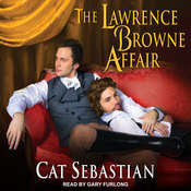 The Lawrence Browne Affair Audiobook, by Cat Sebastian