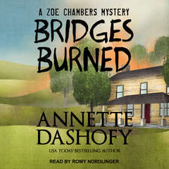 Bridges Burned Audiobook, by Annette Dashofy
