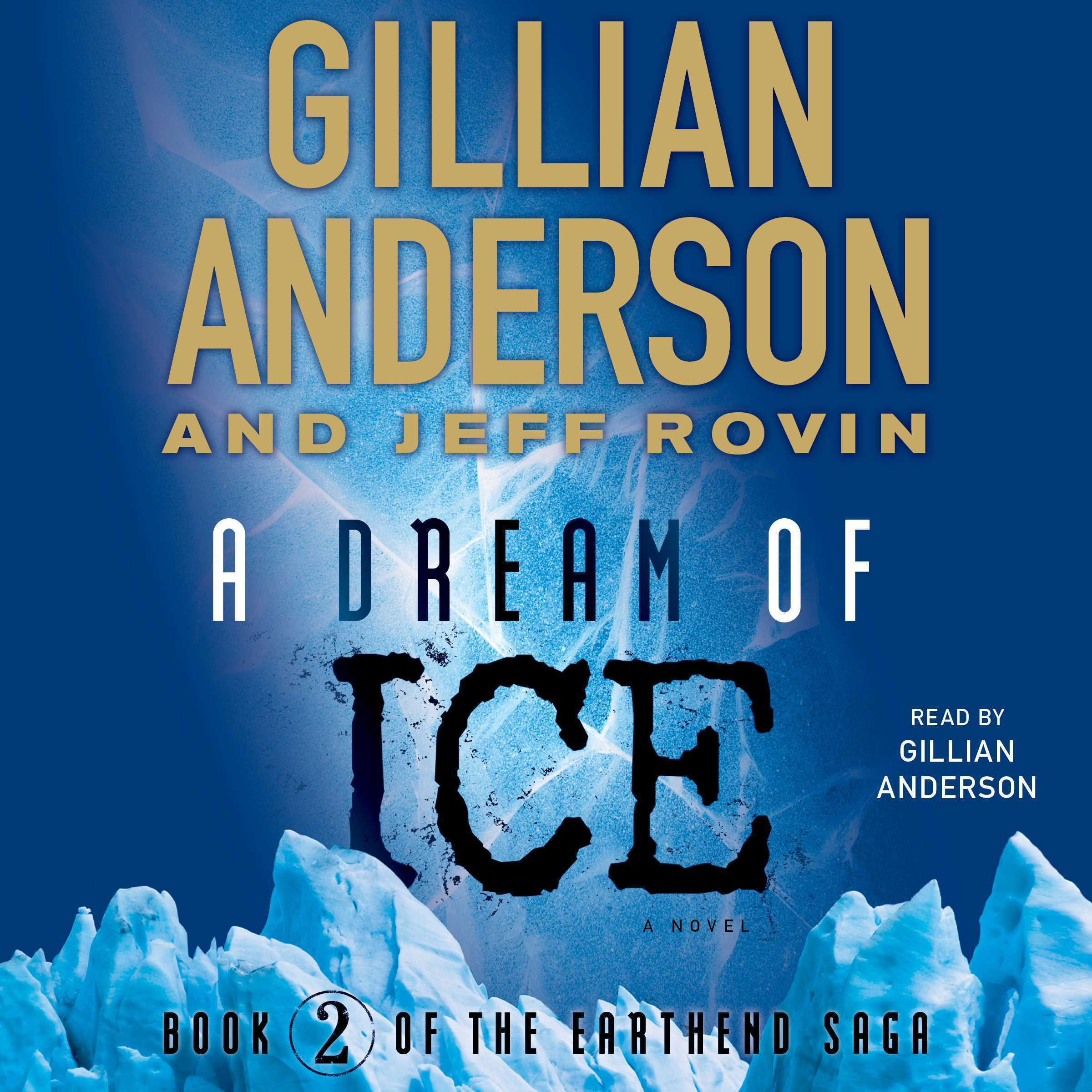 Printable A Dream of Ice: EarthEnd Saga #2 Audiobook Cover Art
