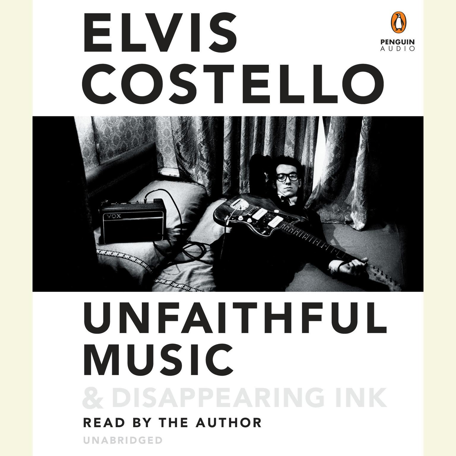 Printable Unfaithful Music & Disappearing Ink Audiobook Cover Art