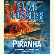 Piranha Audiobook, by Clive Cussler