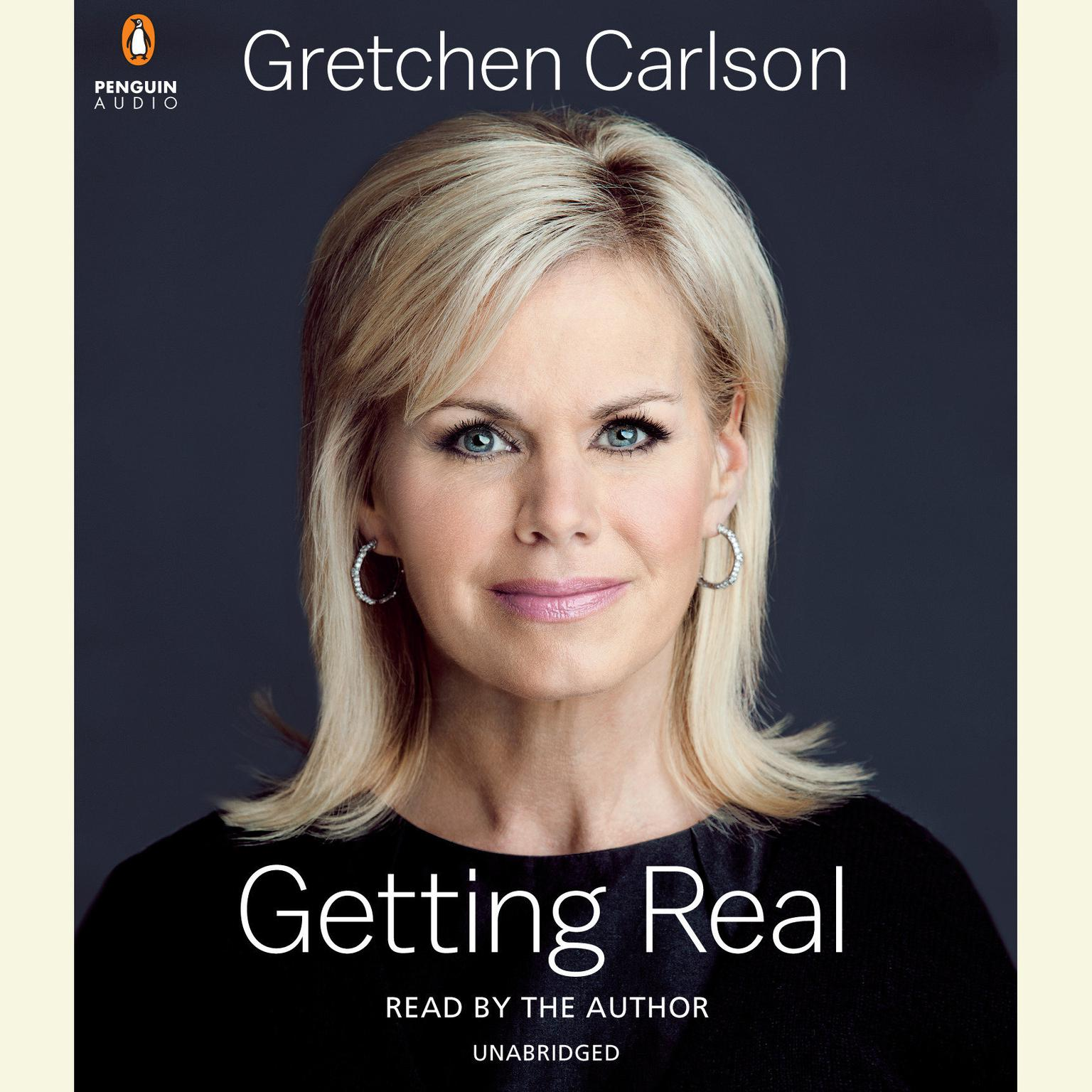 Printable Getting Real Audiobook Cover Art