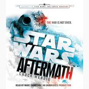Aftermath: Star Wars: Journey to <i>Star Wars: The Force Awakens</i>, by Chuck Wendig