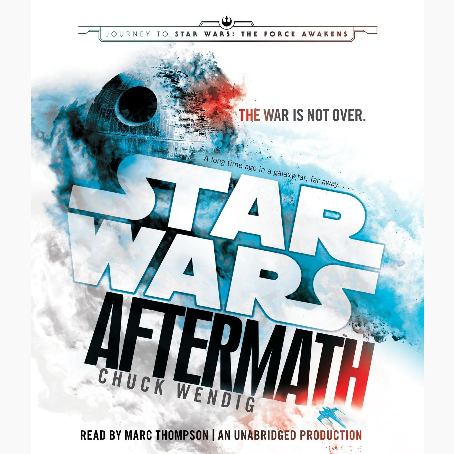 Printable Star Wars: Aftermath: Journey to Star Wars: The Force Awakens Audiobook Cover Art