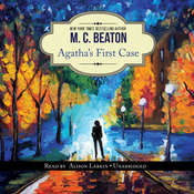 Agatha's First Case: An Agatha Raisin Short Story Audiobook, by M. C. Beaton