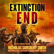 Extinction End Audiobook, by Nicholas Sansbury Smith