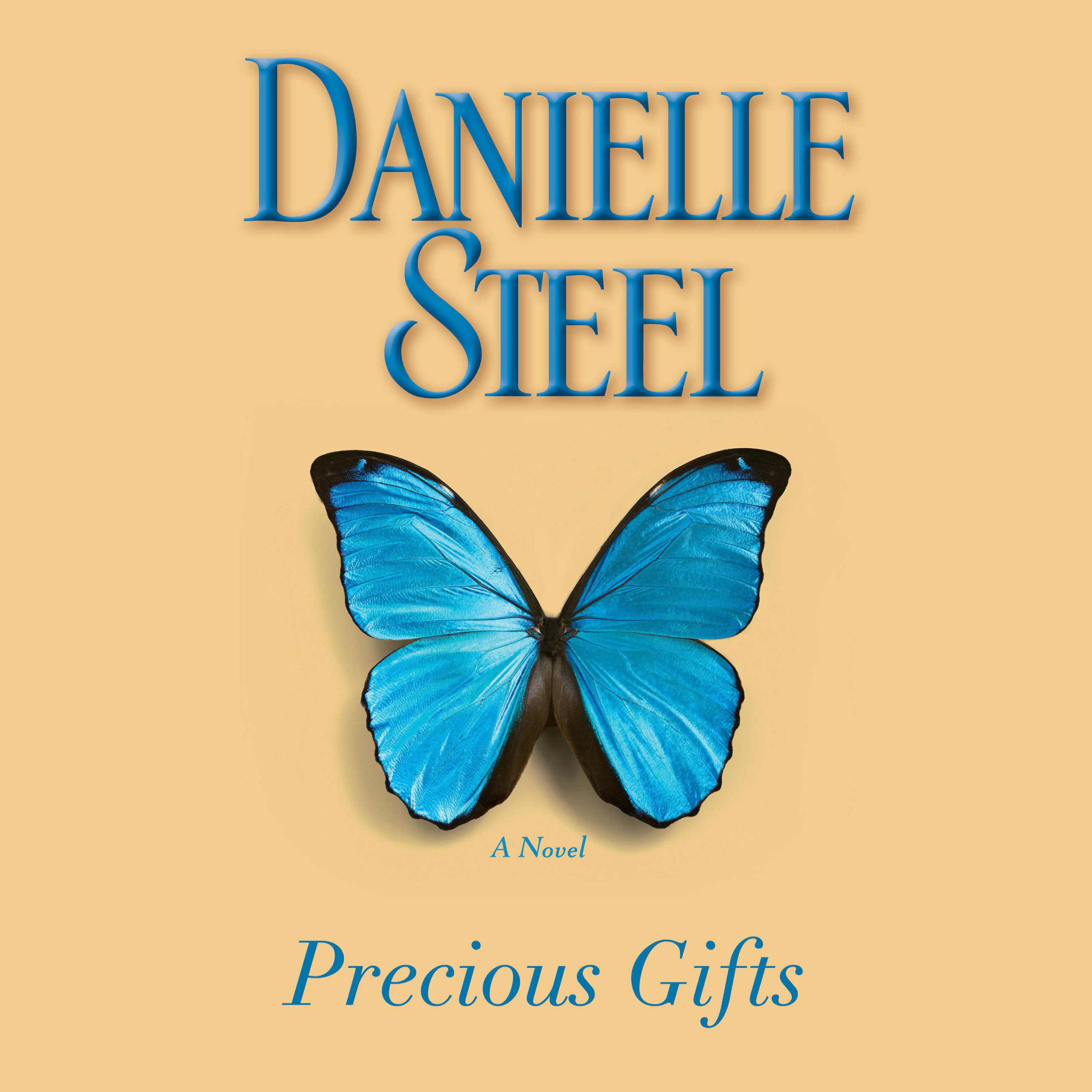 Printable Precious Gifts: A Novel Audiobook Cover Art