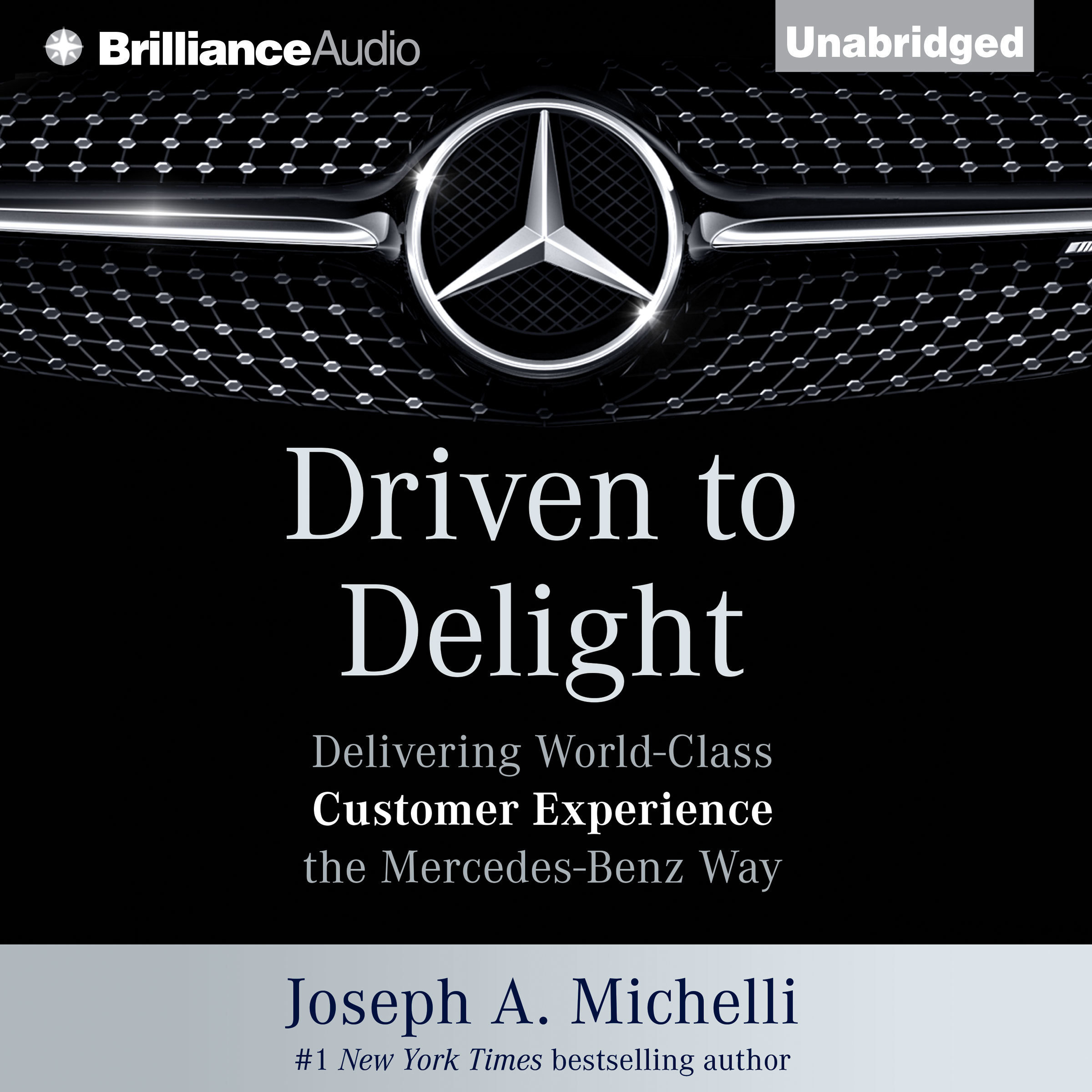 Driven To Delight Delivering World Class Customer Experience The Mercedes Benz Way Audiobook