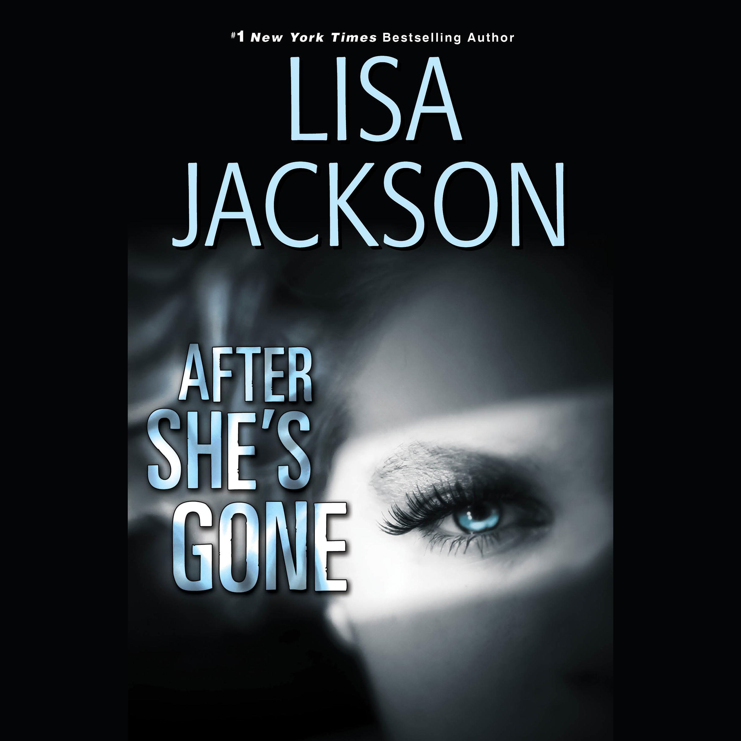 Printable After She's Gone Audiobook Cover Art