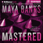 Mastered, by Maya Banks