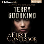 The First Confessor: The Legend of Magda Searus, by Terry Goodkind