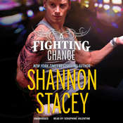 A Fighting Chance Audiobook, by Shannon Stacey