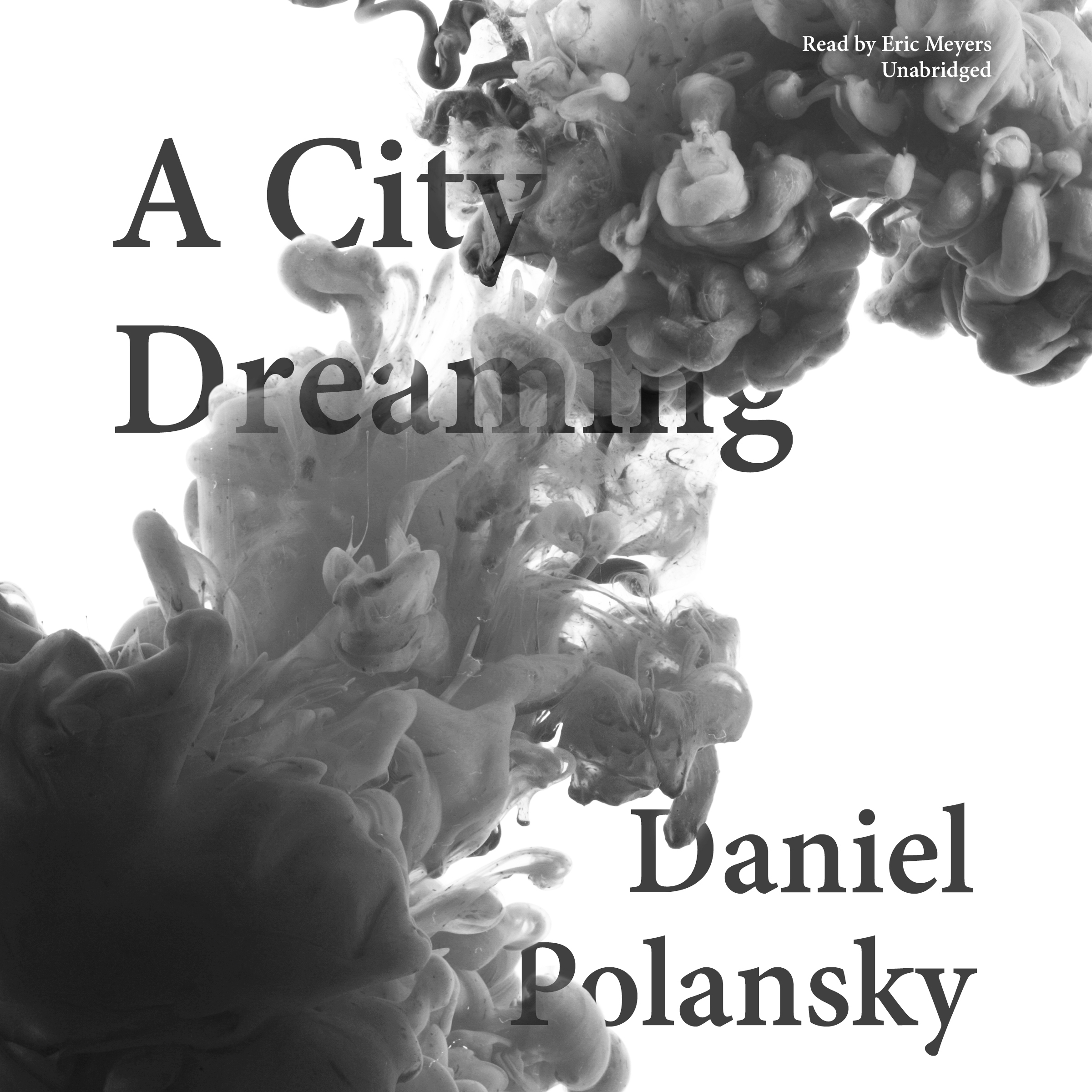 Printable A City Dreaming Audiobook Cover Art