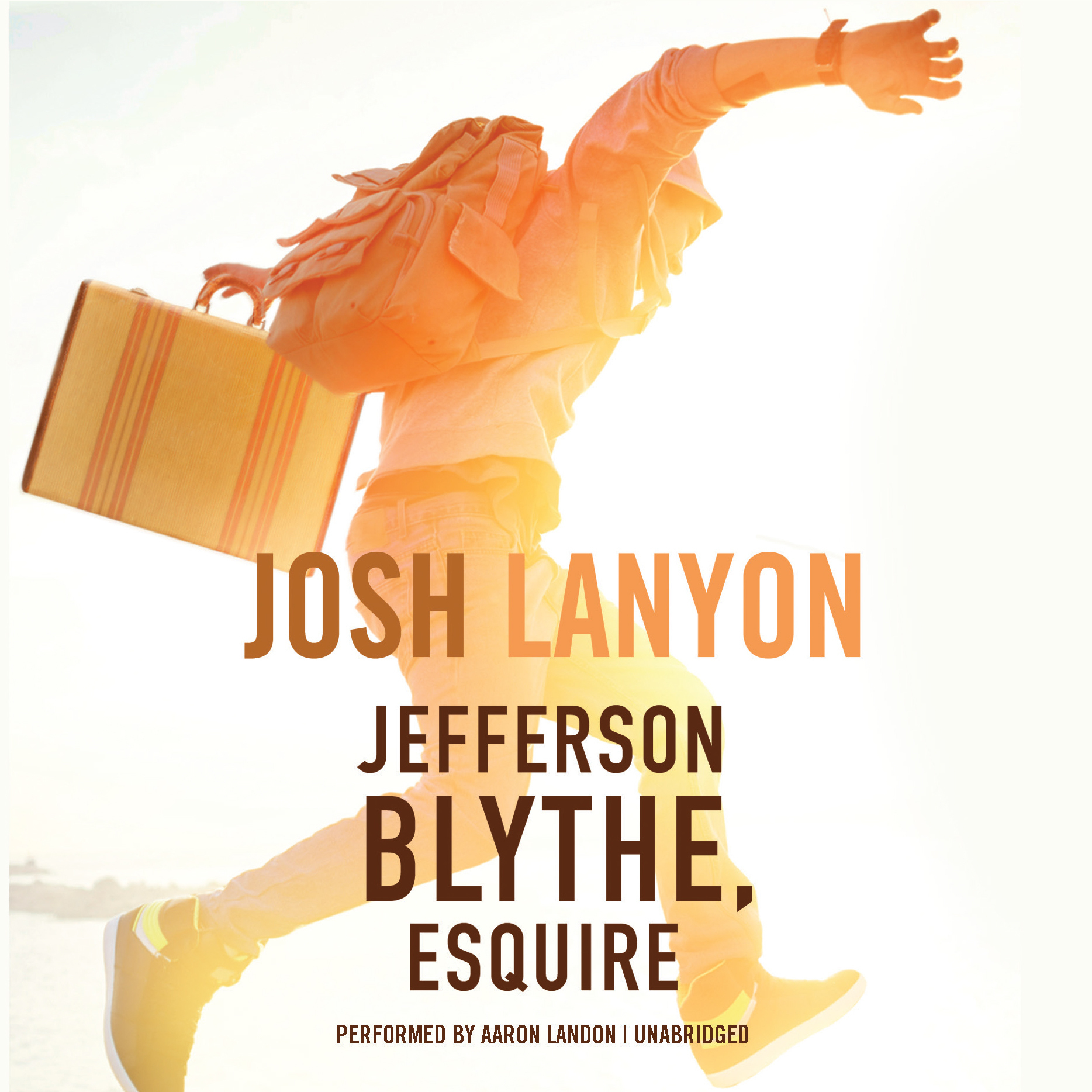Printable Jefferson Blythe, Esquire Audiobook Cover Art