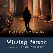 Missing Person, by Patrick Modiano