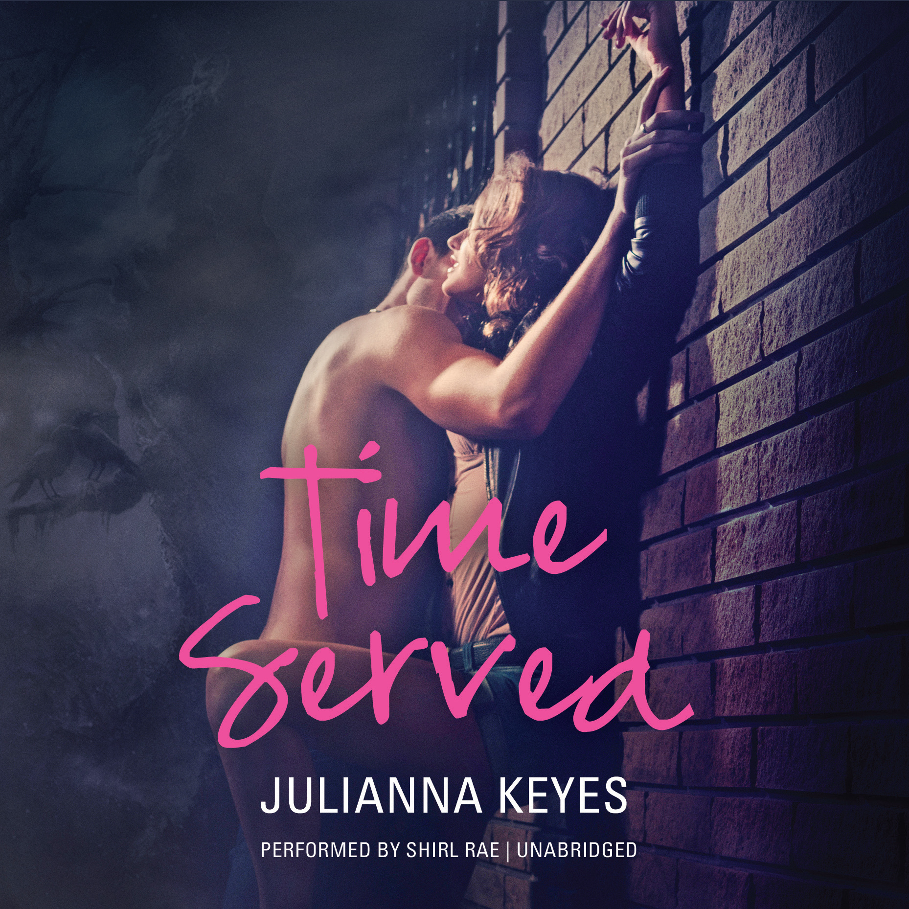 Printable Time Served Audiobook Cover Art