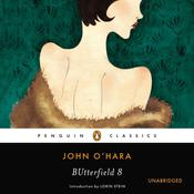 BUtterfield 8 Audiobook, by John O'Hara