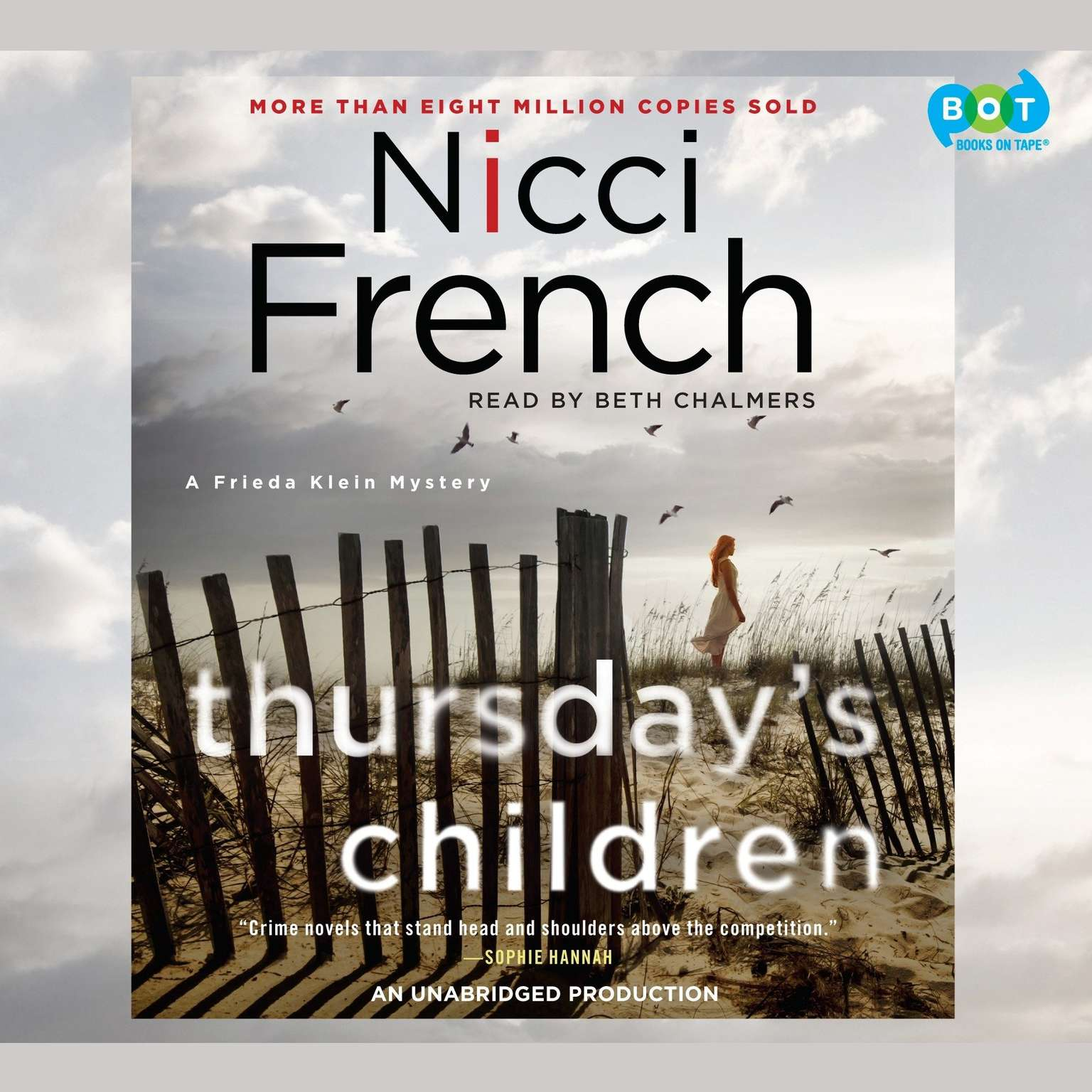 Printable Thursday's Children: A Frieda Klein Mystery Audiobook Cover Art