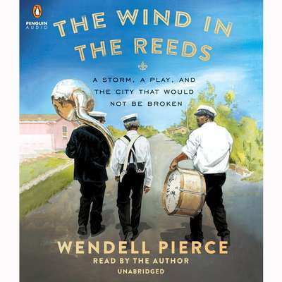 The Wind in the Reeds: A Storm, A Play, and the City That Would Not Be Broken Audiobook, by