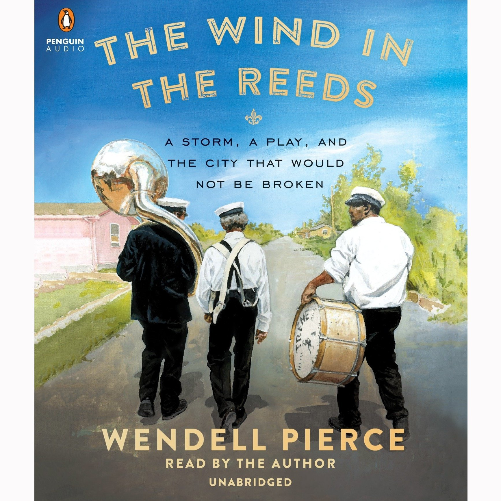Printable The Wind in the Reeds: A Storm, A Play, and the City That Would Not Be Broken Audiobook Cover Art