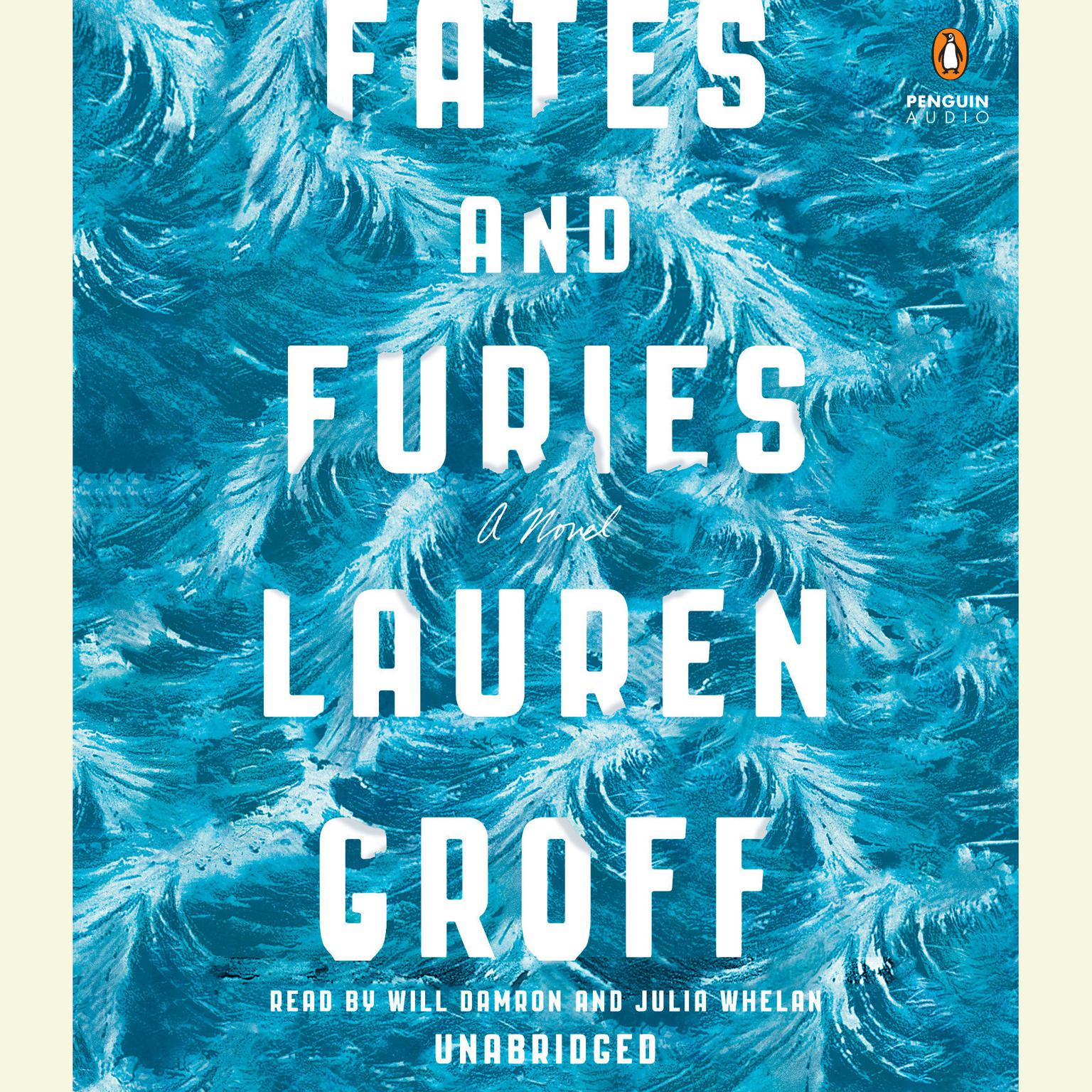 Printable Fates and Furies: A Novel Audiobook Cover Art