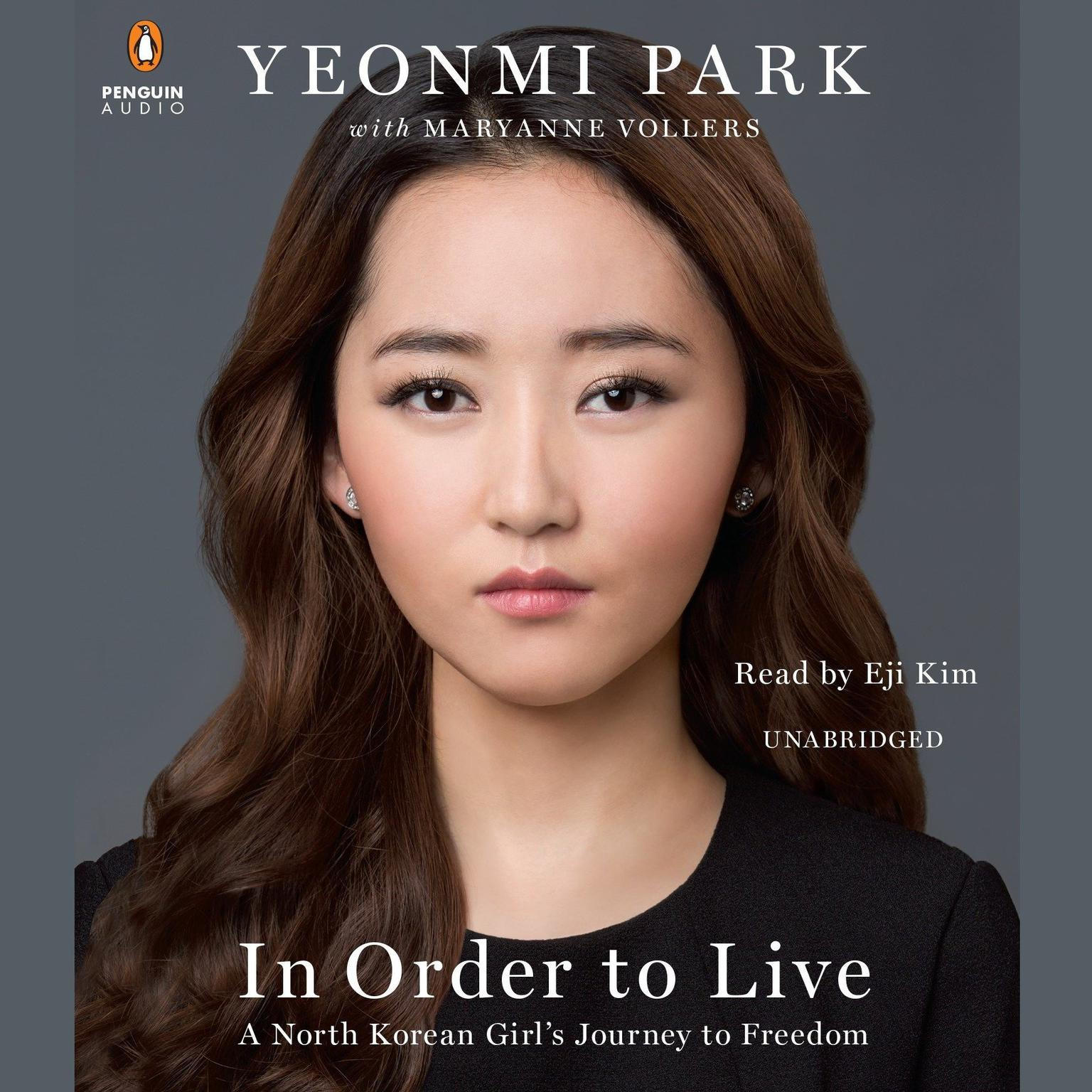 Printable In Order to Live: A North Korean Girl's Journey to Freedom Audiobook Cover Art