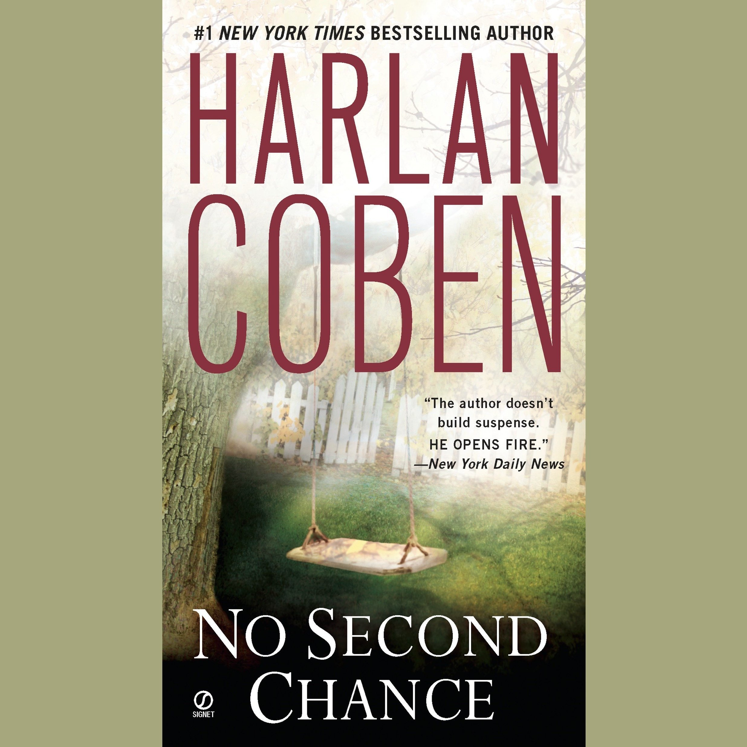 Printable No Second Chance Audiobook Cover Art