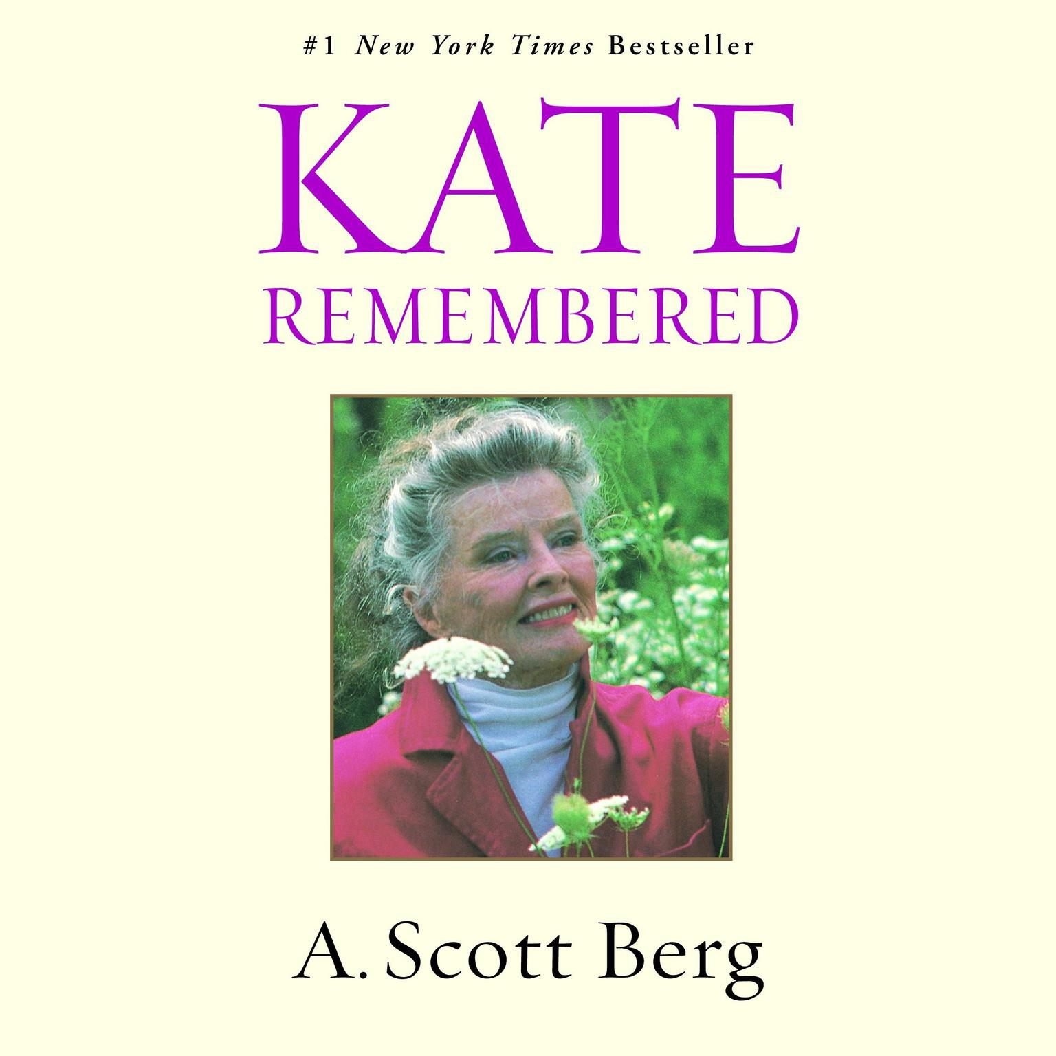 Printable Kate Remembered Audiobook Cover Art