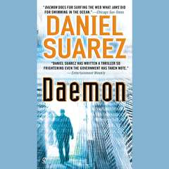 Daemon Audiobook, by Daniel Suarez