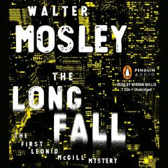 The Long Fall Audiobook, by Walter Mosley