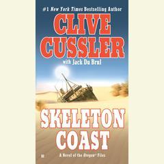 Skeleton Coast Audiobook, by Clive Cussler, Jack Du Brul