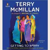 Getting to Happy, by Terry McMillan