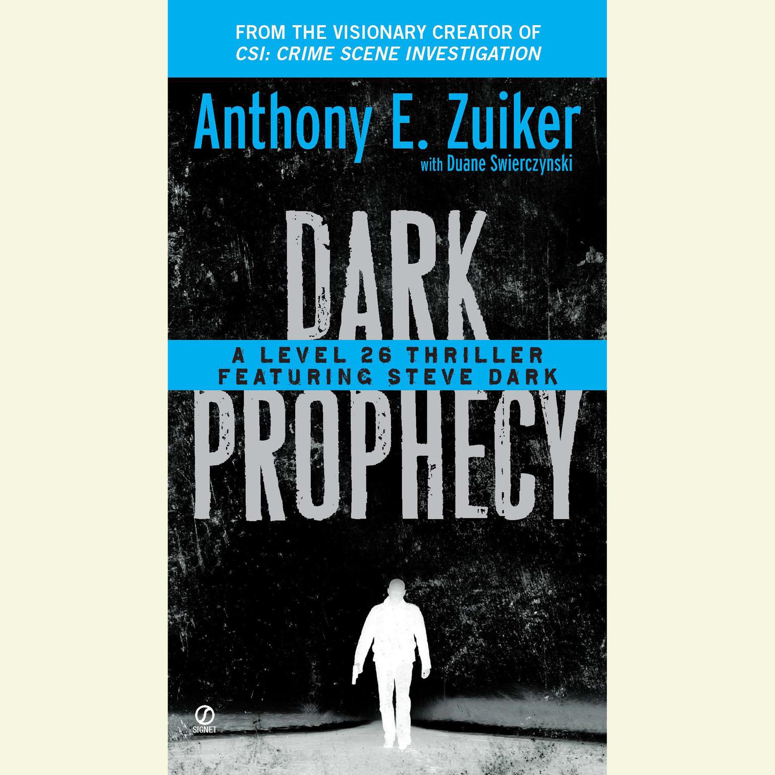 Printable Dark Prophecy Audiobook Cover Art