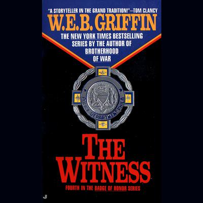 The Witness Audiobook, by W. E. B. Griffin