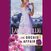 The Orchid Affair Audiobook, by Lauren Willig