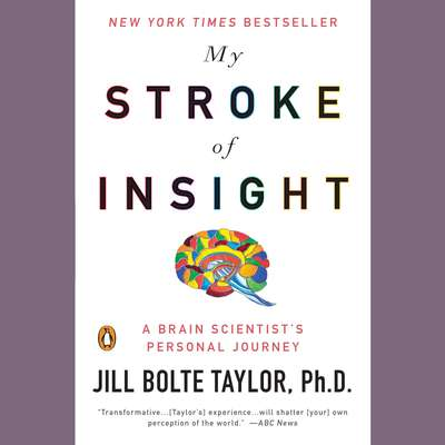 My Stroke of Insight Audiobook, by