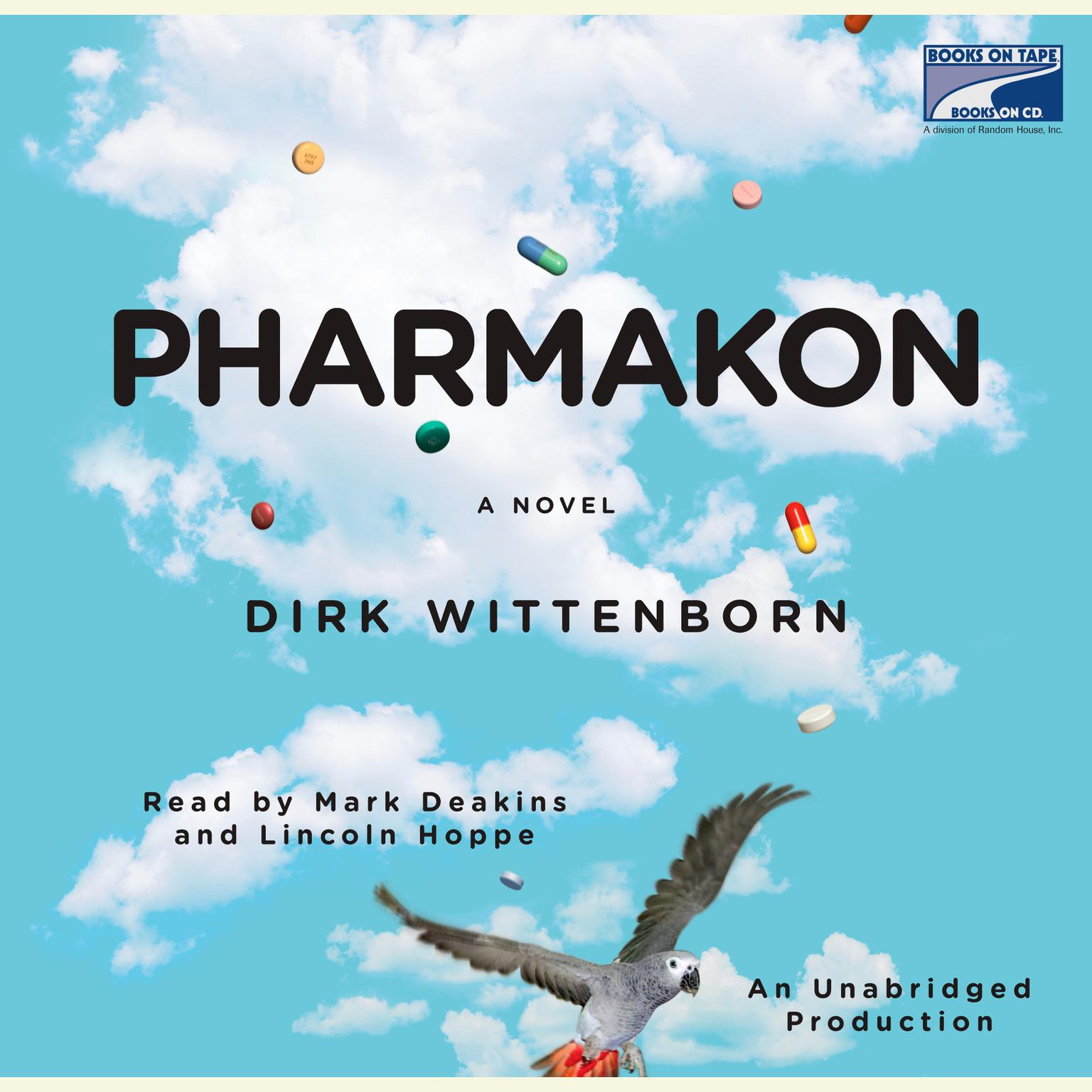 Printable Pharmakon, or The Story of a Happy Family: A Novel Audiobook Cover Art