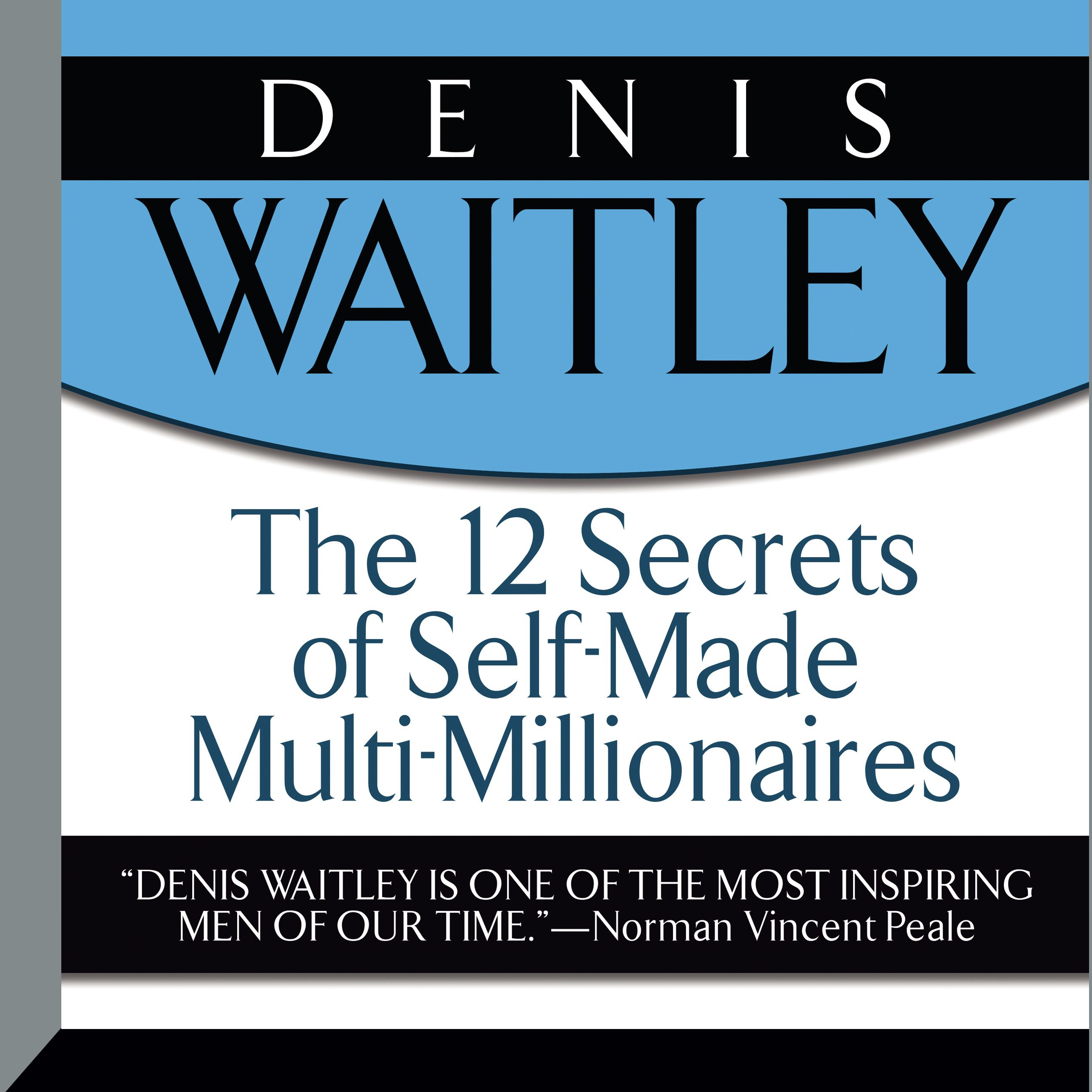 Printable The 12 Secrets of Self-Made Multi-Millionaires Audiobook Cover Art