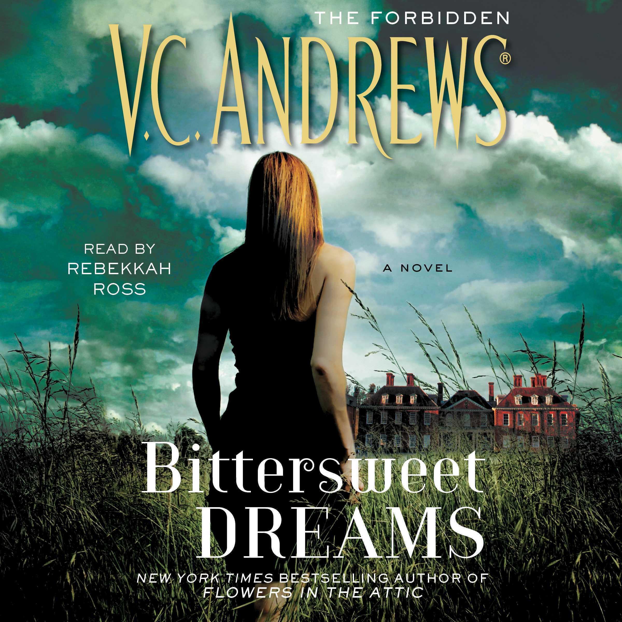 Printable Bittersweet Dreams Audiobook Cover Art