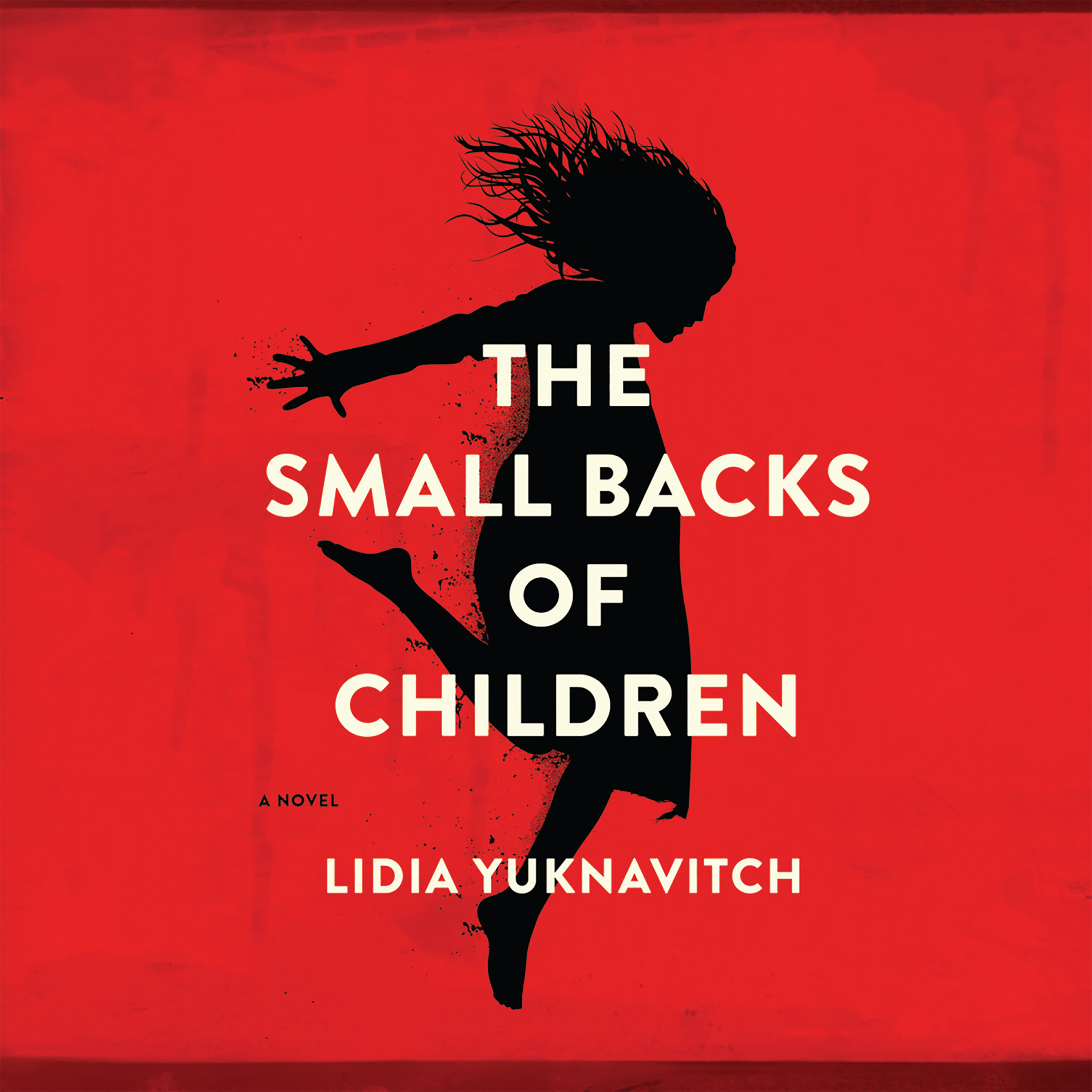 Printable The Small Backs of Children Audiobook Cover Art